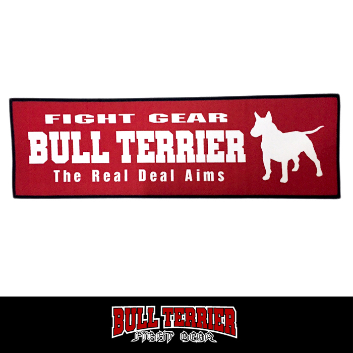 BULLTERRIER Embroidery Patch Classic