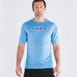 MEN'S BASELINE T-SHIRT BLUE