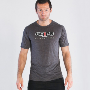 MEN'S BASELINE T-SHIRT GREY