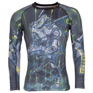 타타미 래쉬가드 - Urban Warrior Rash Guard