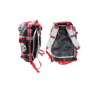 불테리어 주짓수 가방 - BULLTERRIER 2 way Backpack Black/Red/Gray