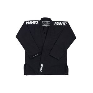 "만토 주짓수 도복 - MANTO ""KILLS"" BJJ GI black"