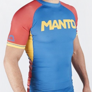 "만토 래쉬가드 - MANTO ""GYM"" RASHGUARD"