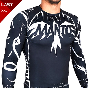 만토 래쉬가드 - MANTO long sleeve rashguard VOODOO 2.0